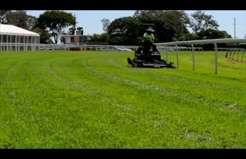 Jim Roberts Doomben Racecourse, Higran and Acelepryn Insecticides
